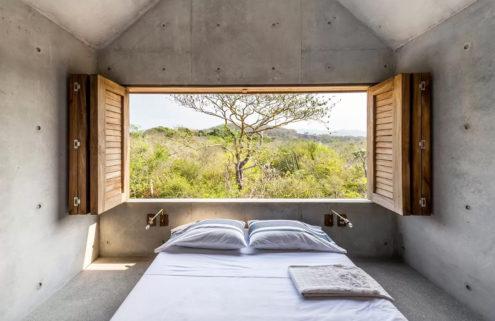 Rental of the week: a concrete cabin in Oaxaca, Mexico