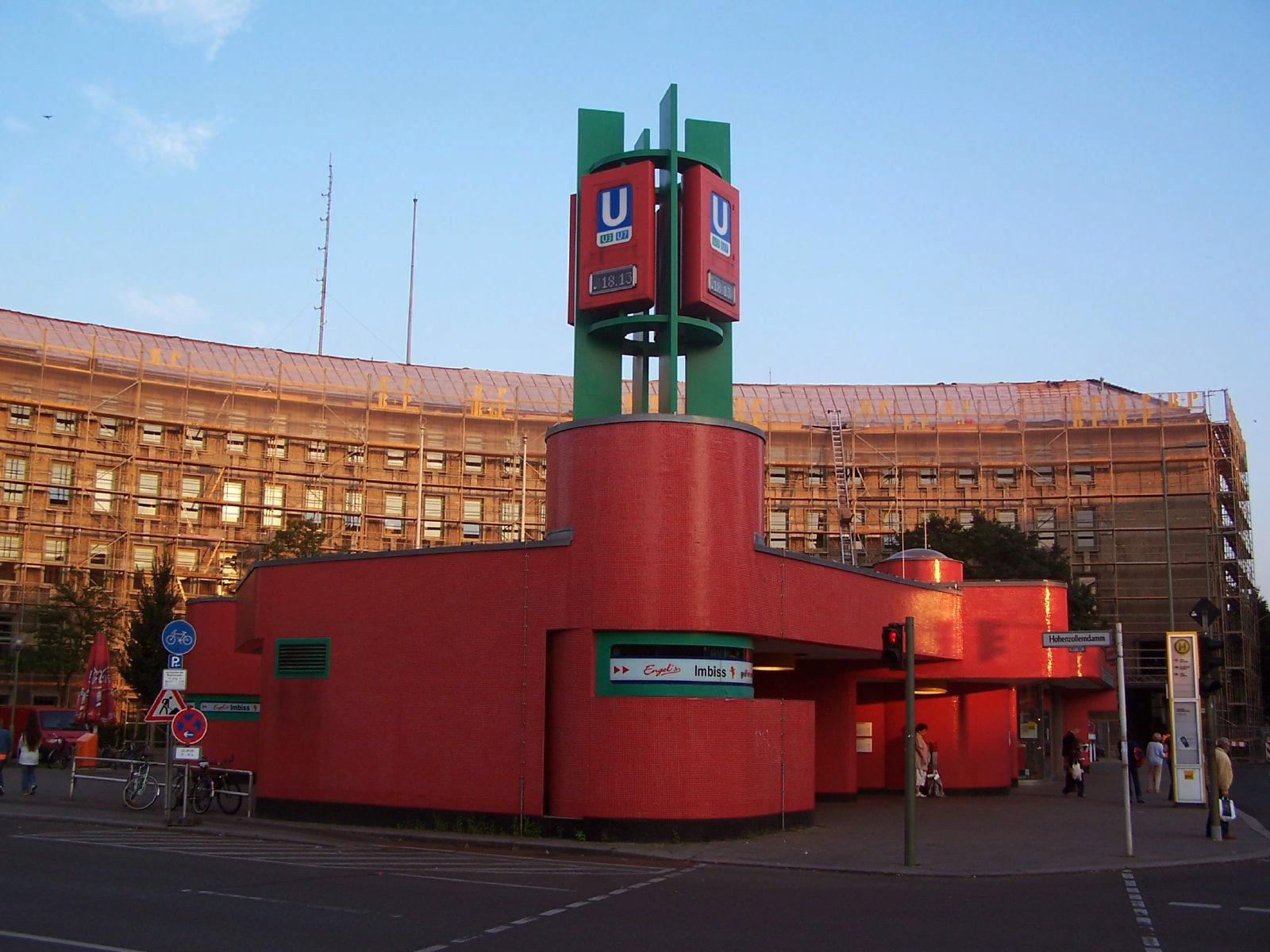 Fehrbellinerplatz