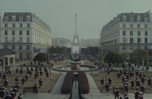 Jamie XX's 'GOSH' video roams a ghost town replica of Paris in China