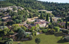 Johnny Depp lists his 'village' in the South of France for a hefty $55m