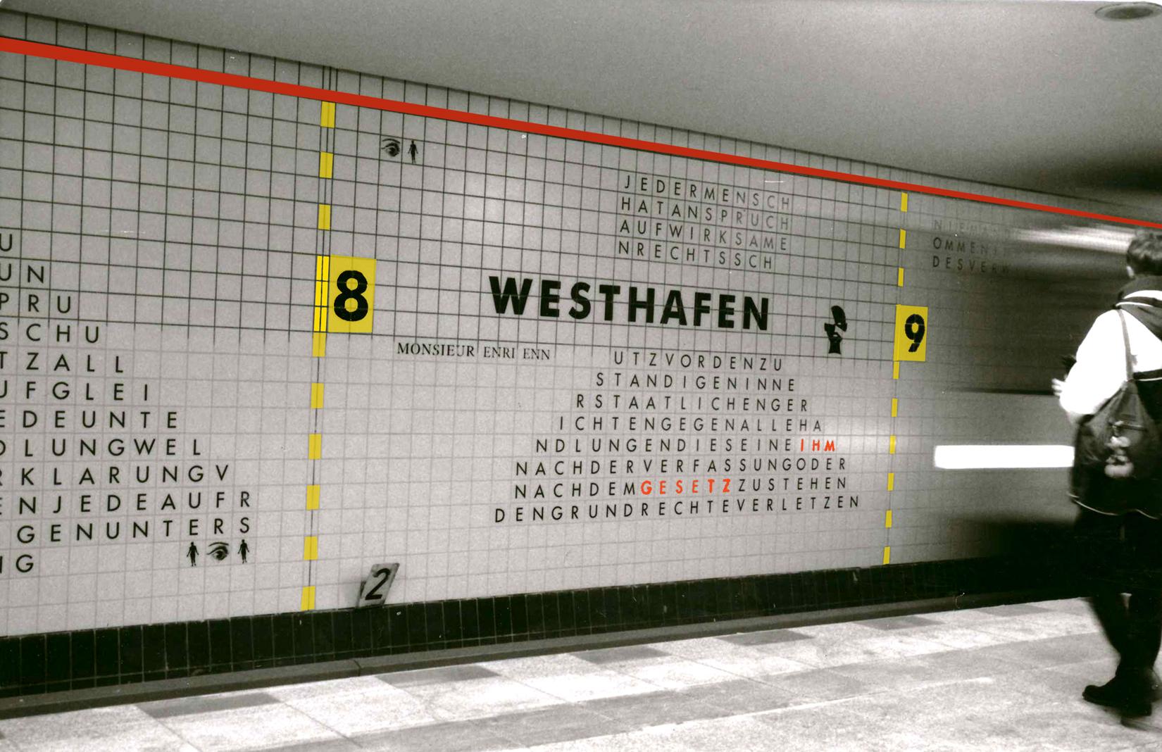 Westhafen Station