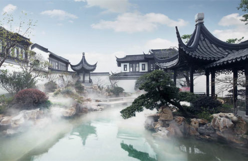 The most expensive home in China is a utopian castle