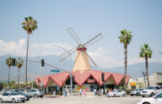 5 finds from across the web: LA's last windmill, bonkers basketball courts and more