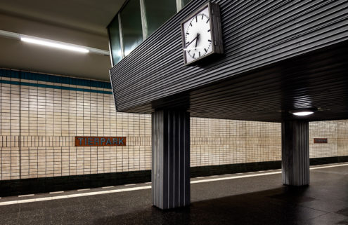 Get to know Berlin's U-bahn architecture
