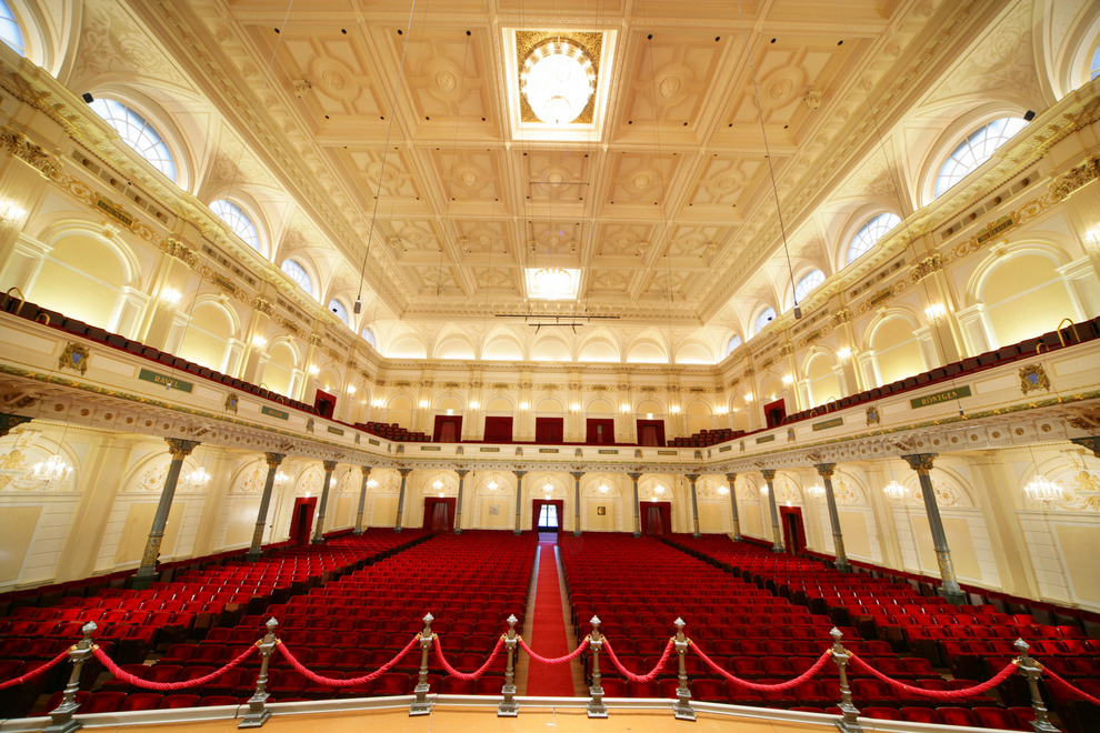 Photography: Fred George / Concertgebouw