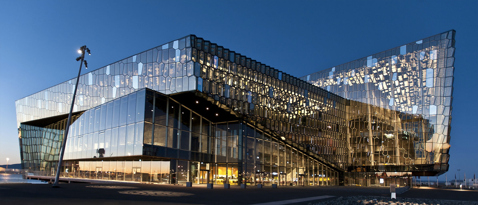 Photography: courtesy of Harpa Music Centre