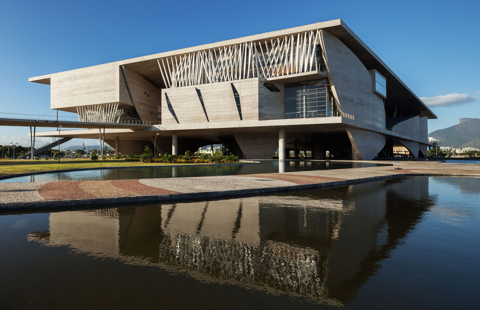 Japan's hospitality house at the Rio Olympic Games