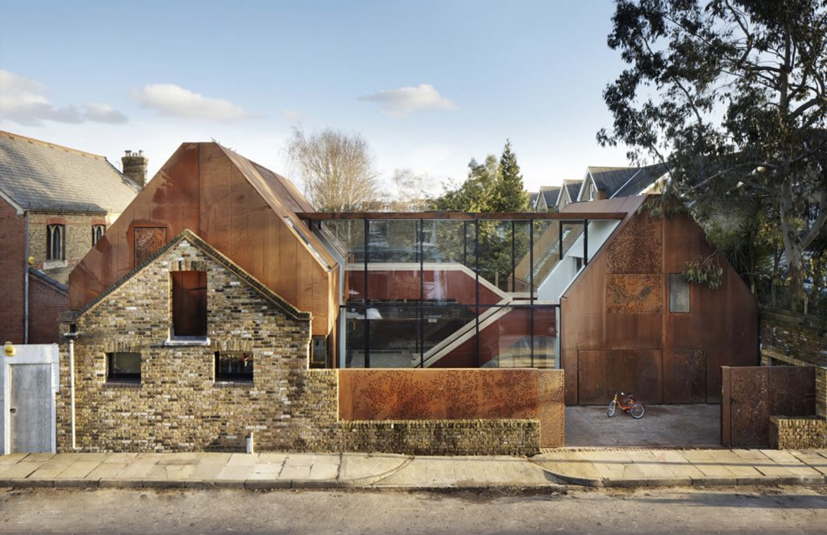 RIBA awardwinner Kew House hits the market in London