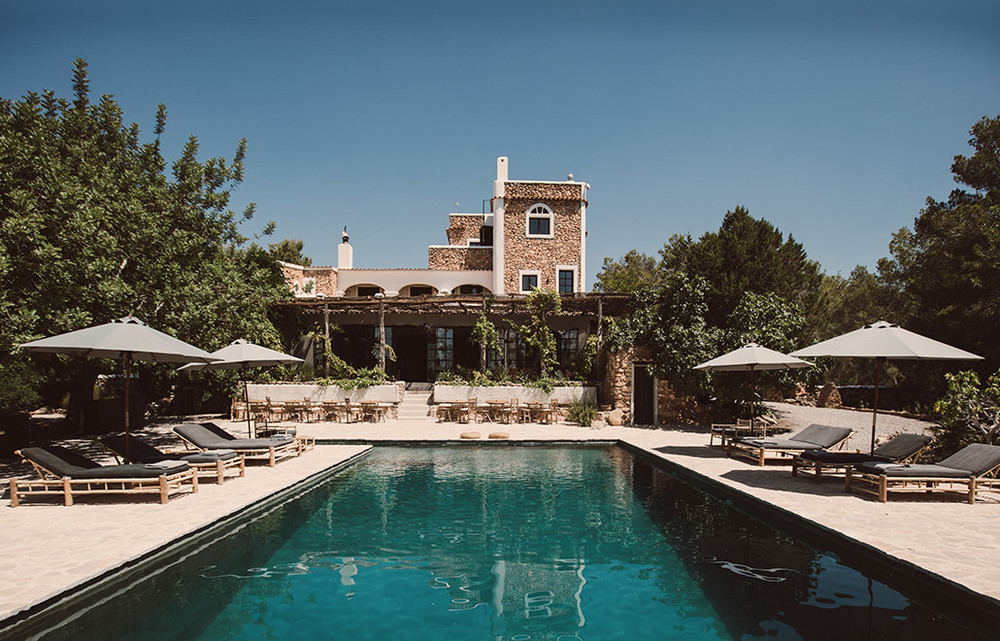 La granja ibiza is a rustic new members retreat on a farm for 5 seasons designhotel bremen