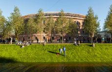 St Petersburg's New Holland Island is reborn as an arts hub