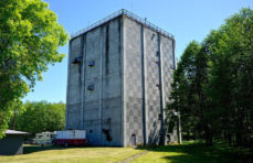 This Cold War radar tower could be your next home