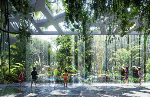Dubai to get world's first hotel with a rainforest