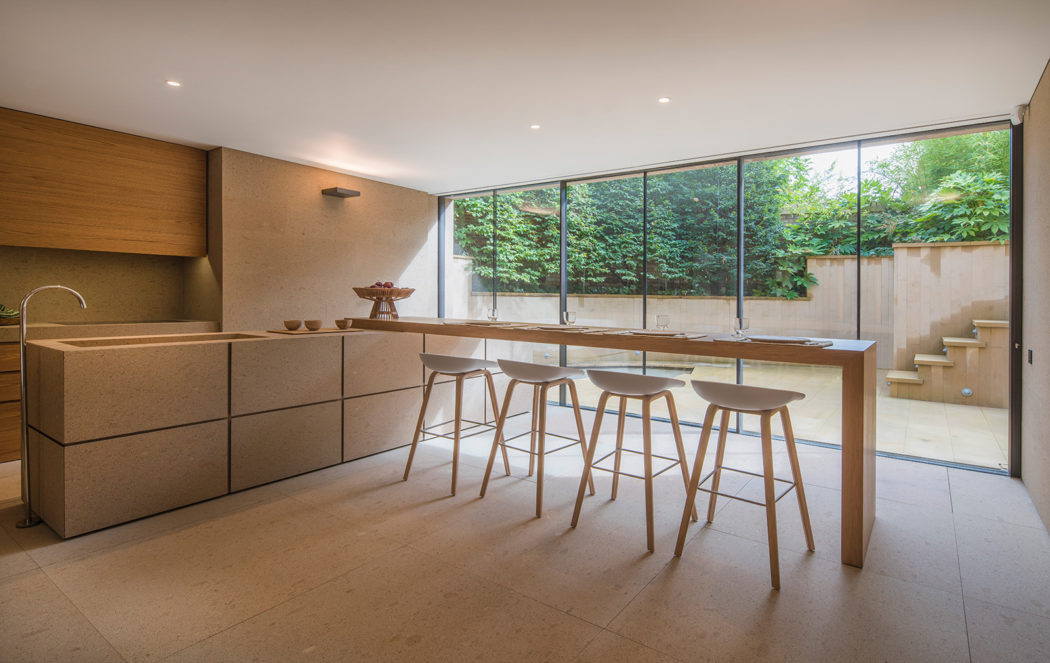 Claudio Silvestrin Designed Home Hits The Market In London