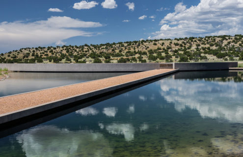 Tom Ford's New Mexico ranch designed by Tadao Ando goes on sale for $75 million