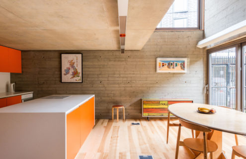 Property of the week: a concrete abode in London