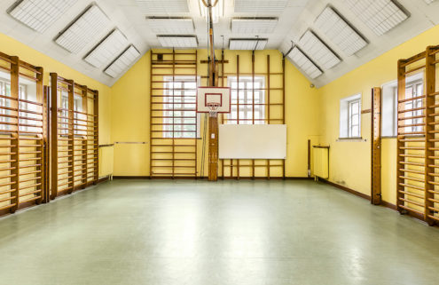 Could this Swedish school become your next home?