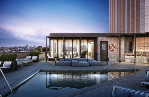 Grupo Habita opens its latest hotel in Chicago's Coyote Building