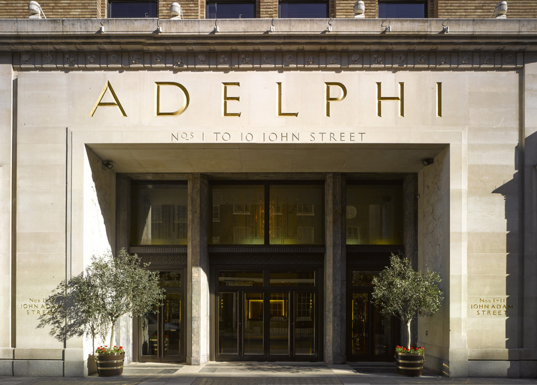 The Adelphi Building London