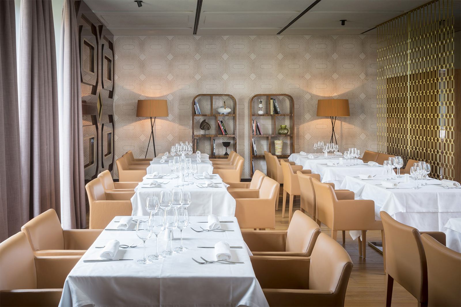 Photography: Vincenzo Bruno Courtesy of Mudec Restaurant