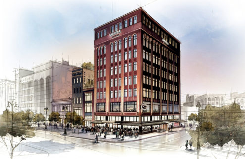 Shinola is opening its first hotel in Detroit
