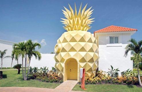 Best of web: SpongeBob's pineapple home, London's life aquatic and more