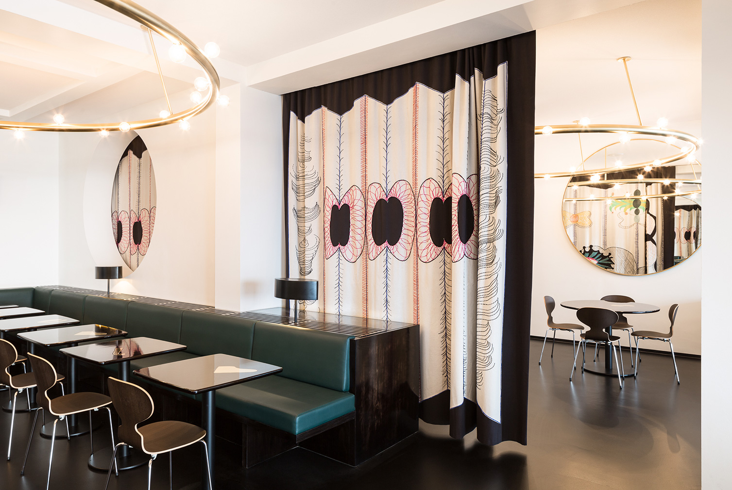 Art deco style victor caf opens in brussels bozar arts for Art deco carrelage