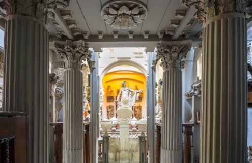 Sir John Soane Museum is refreshed by a £7m renovation