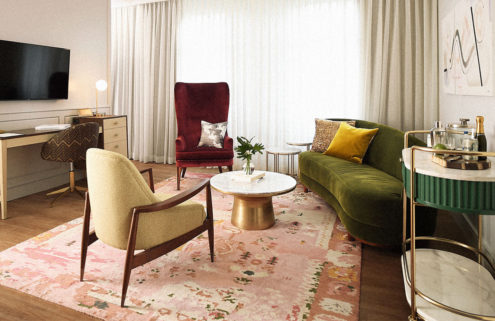 West Elm is launching a hotel chain