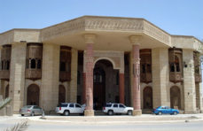 Saddam Hussein's palace opens as an antiques museum