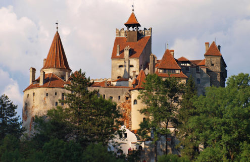 Best of the web: Dracula's castle, next generation farmhouses and more