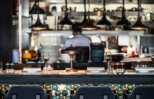Margot restaurant opens in an old tobacco factory in Covent Garden