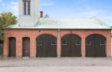 This Swedish fire station is ripe for conversion