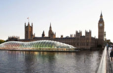 Best of Web: A floating parliament, the world's ugliest house and more