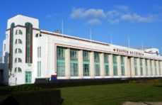 Live in London's Art Deco Hoover Building