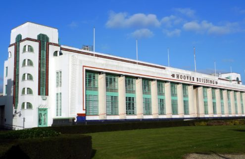 London S Art Deco Adelphi Building Is Restored To Its