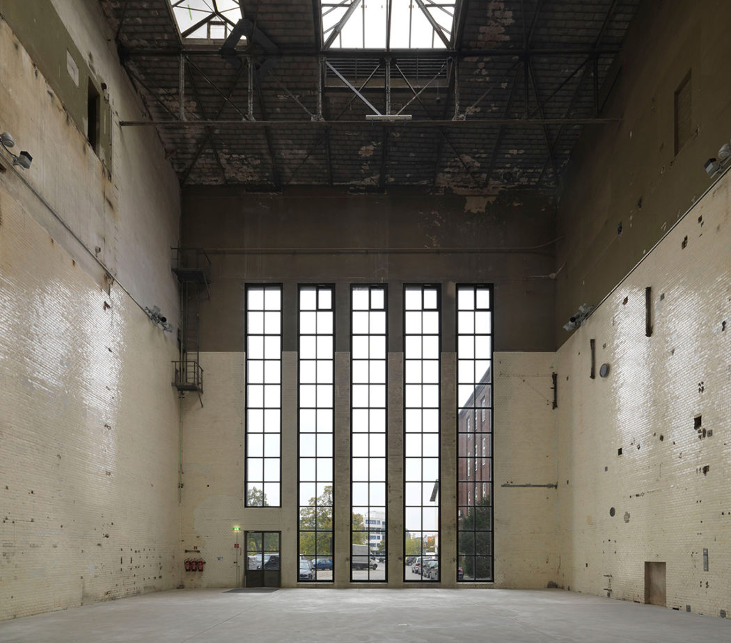 Berlin's Abandoned Kindl Brewery Becomes An Arts Complex