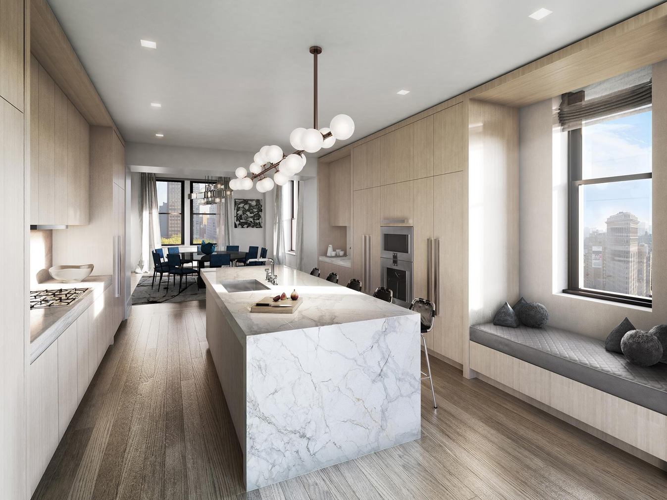 This Is What A 68 5m New York Penthouse Looks Like The