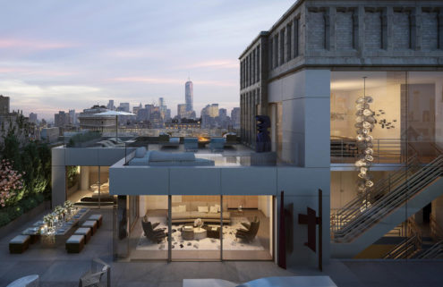 This is what a $68.5m New York penthouse looks like