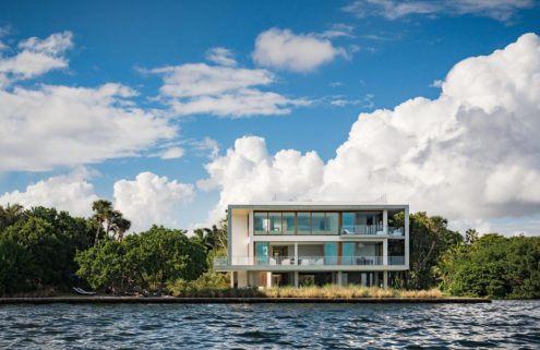 Filmmaker Alejandro Landes lists his Modernist-inspired Miami home for $50m