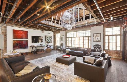 Fancy living in a huge Manhattan loft for $1 a month?