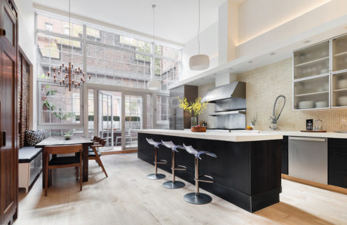 Property of the week: a $16.8m converted carriage house in New York