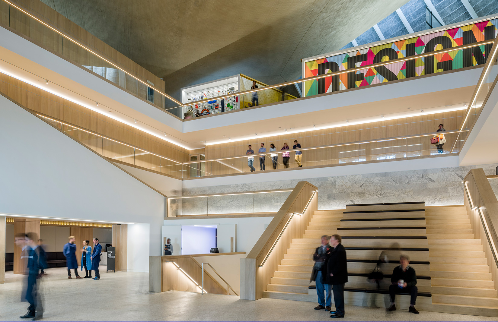 Architecture Design London design museum review: does its architecture match its ambitions