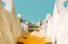 Photographer Matthias Heiderich gives the gritty city a technicolour spin