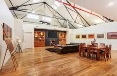 Converted tram shed goes on sale in Melbourne for $5.5m