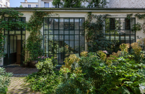 Rental of the week: a converted factory in Paris' Latin Quarter