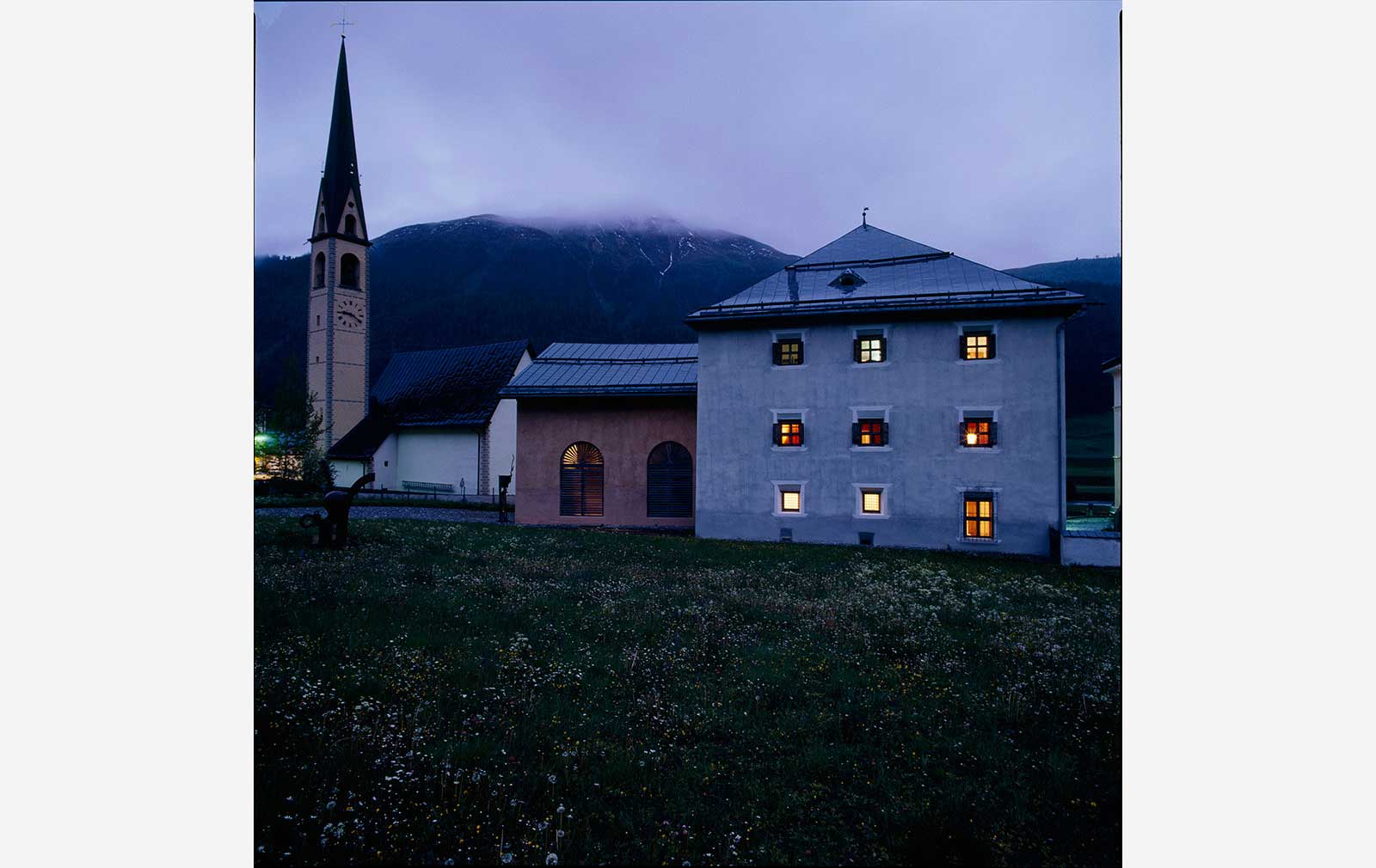 Von Bartha gallery features in our guide to art in the Alps
