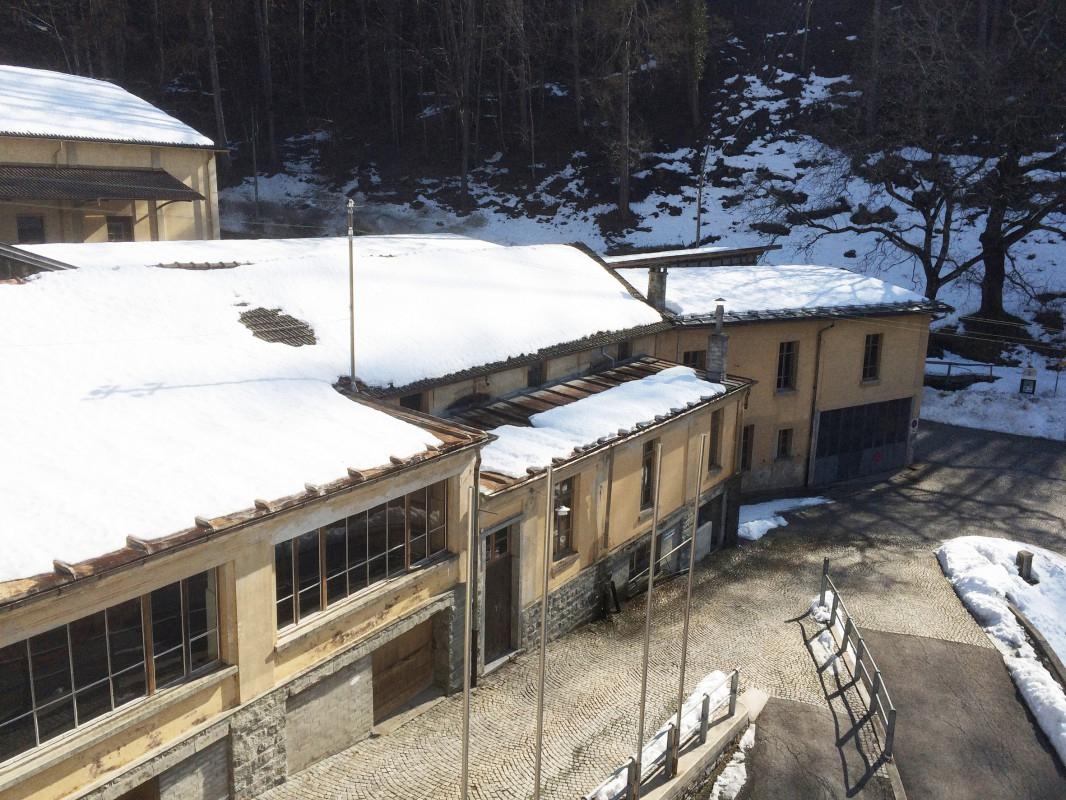 A guide to art in the Alps. La Fabbrica Del Cioccolato