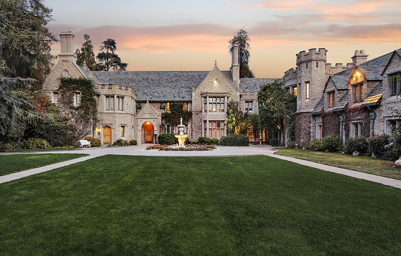 Most expensive homes 2016 playboy mansion