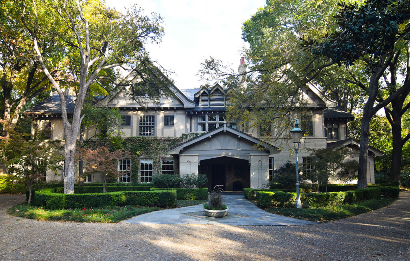 Most expensive properties Crow Mansion Texas
