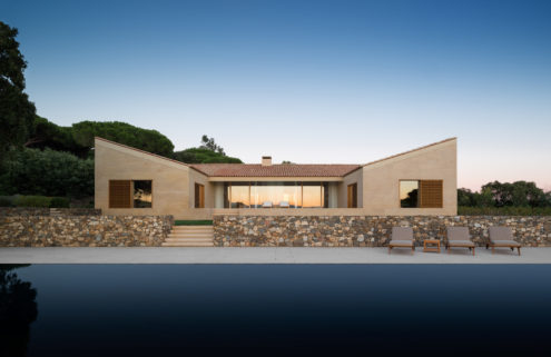 Property of the week: a modern home designed by John Pawson in St Tropez